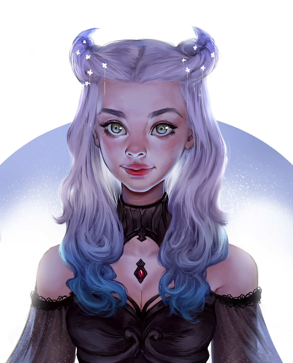 Night Queen by Iruuse