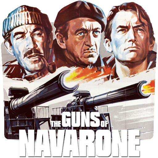 Image result for the guns of navarone 1961 poster