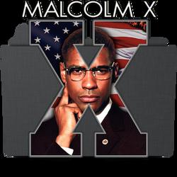 Malcolm X 1992 v1 by ungrateful601010