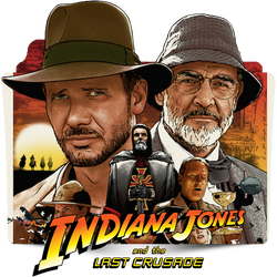 Indiana Jones And The Last Crusade 1989 v1 by ungrateful601010