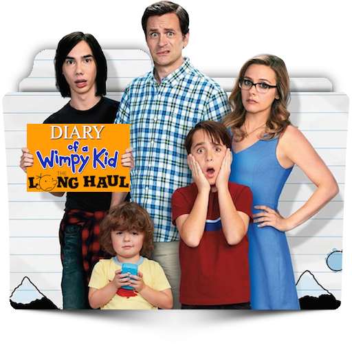 Diary Wimpy Actor 2017: Diary Of A Wimpy Kid The Long Haul 2017 V6 By