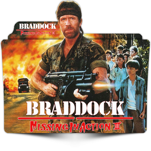 Braddock Missing In Action 3 1988 V1S By Ungrateful601010 ...  Missing In Action Poster