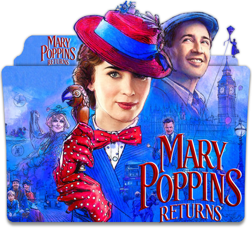 Mary Poppins Returns 2018 V2s By Ungrateful601010 On Deviantart