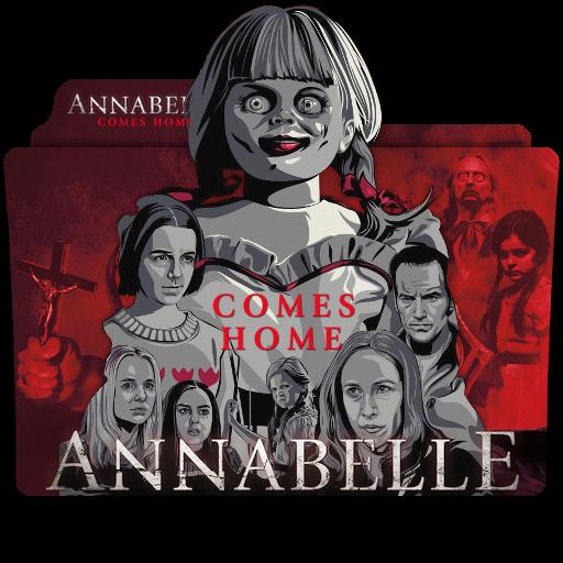 Annabelle Comes Home 2019 V3dss By Ungrateful601010 On Deviantart