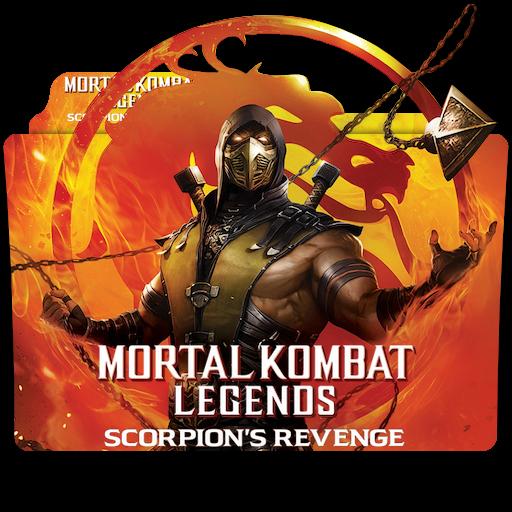 Mortal Kombat Legends Scorpions Revenge 2020 V3s By