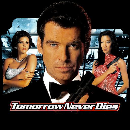 Tomorrow Never Dies 1997 V1dss By Ungrateful601010 On Deviantart