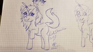 Pony sketch [2019]