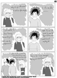 BNHA Manga Comic Page 43 [2019]