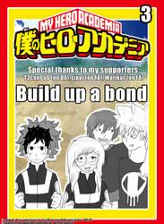 BNHA Manga Cover 3 [2019]