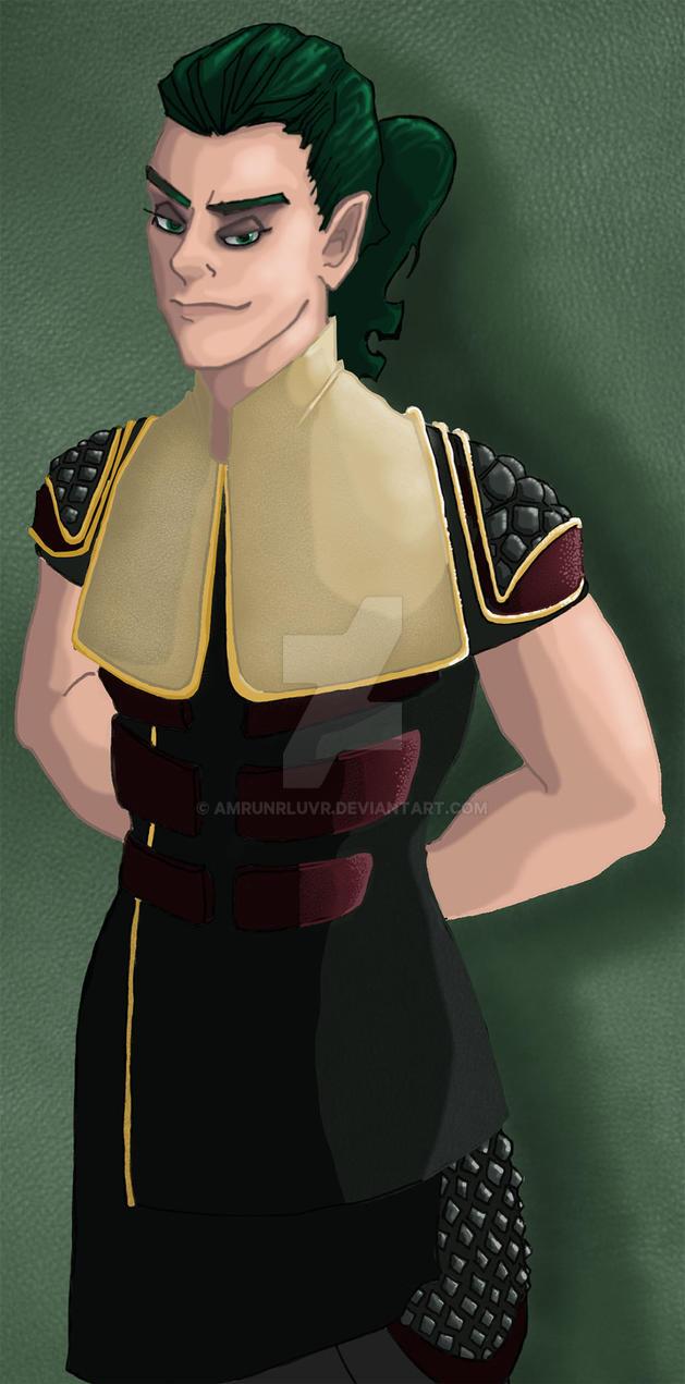 Loki by AmRunrLuvr