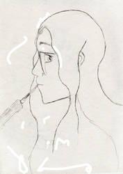 Oboespielen by RandomClaire-chan