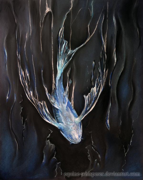 Papillon de l 39 eau by equine whisperer on deviantart for Koi papillon