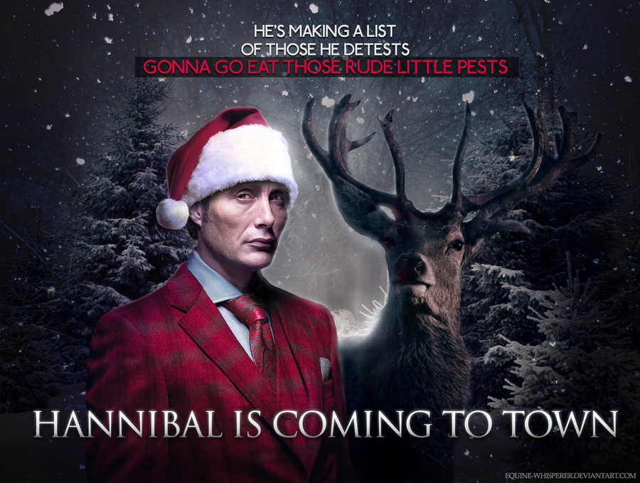 Hannibal Is Coming To Town by equine-whisperer