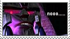 Megatron Noooo Stamp by locoexclaimer