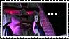 Megatron Noooo Stamp by DrGaster