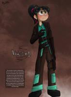 WIR Steampunk: Vanellope von Schweetz by DrGaster