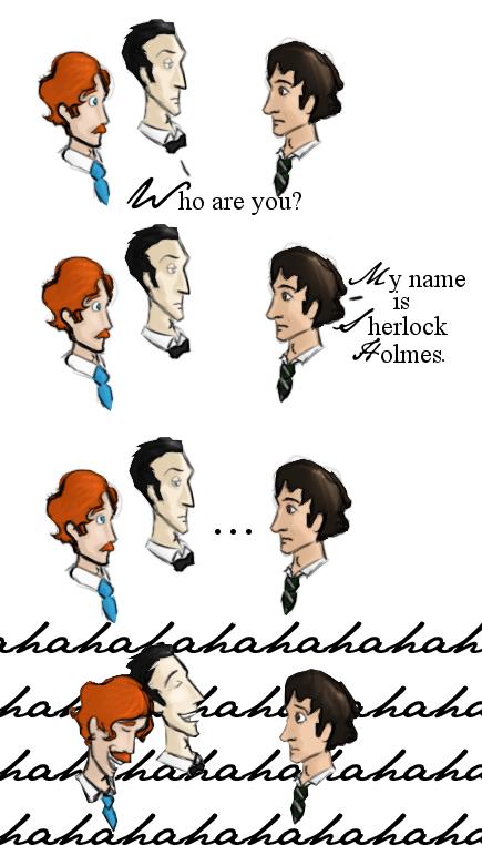 Holmes x2 by MyDearWatson