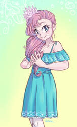 A Mermaid Princess by happygurl4evr
