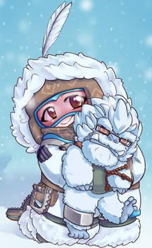 Yeti Hunter Mei