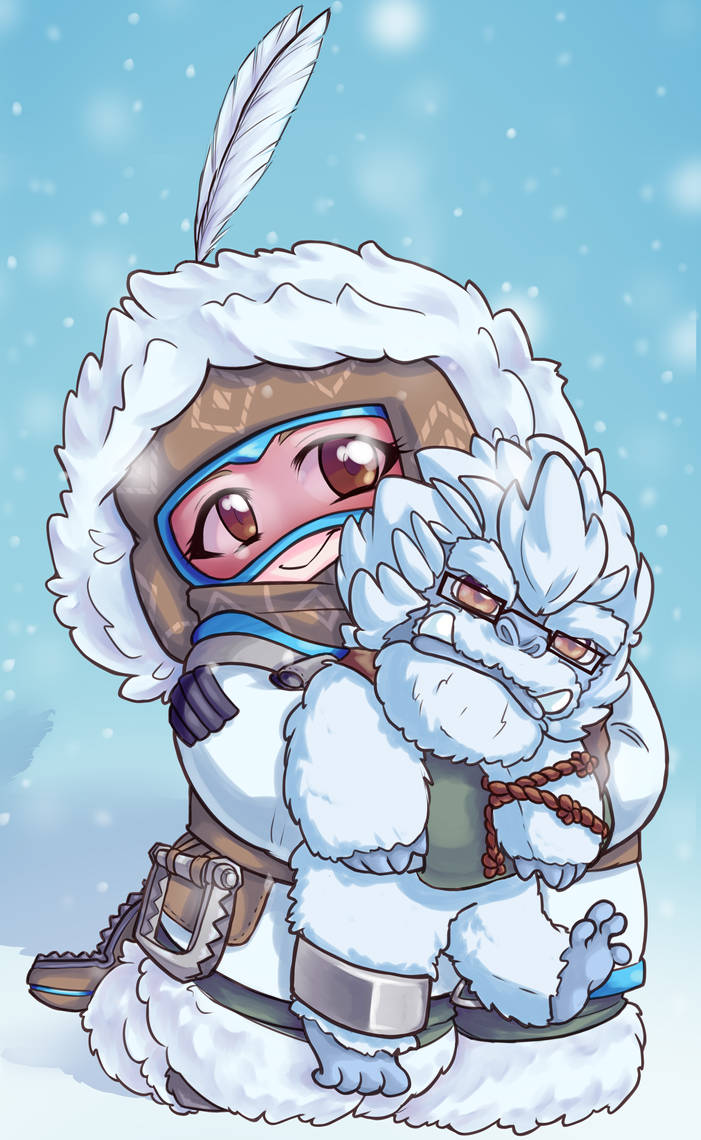 Yeti Hunter Mei by happygurl4evr