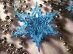 Snowflake II by Anita-dragon-fly
