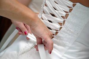 wedding dress by ks-photo