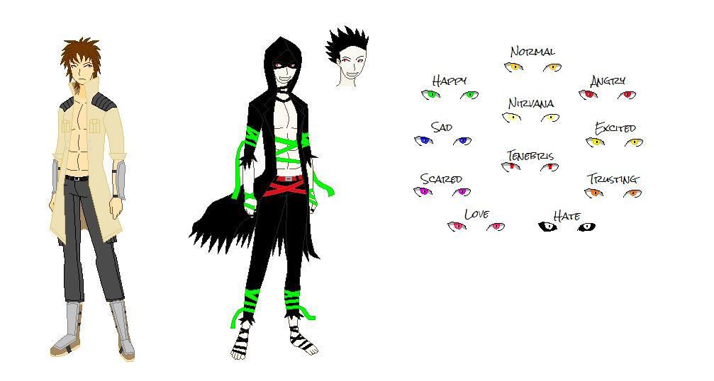 My Hero Academia Oc Kanjo Iro Tenebris By