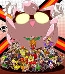 The counterattack of Jigglypuff