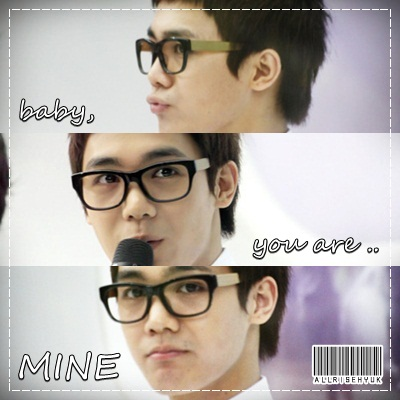 Baby, You're Mine -mir- by AllRiseHyuk