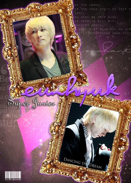 EunHyuk - SJ by AllRiseHyuk