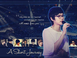 Heechul's Short Journey - WP by AllRiseHyuk