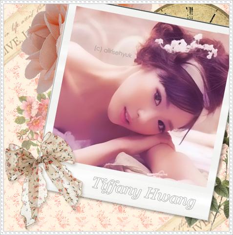 Tiffany Hwang SNSD by AllRiseHyuk
