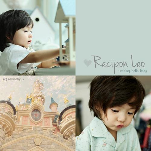 MBLAQ Hello Baby: Recipon Leo by AllRiseHyuk