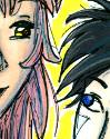 Azura et Atem, les coeurs blessés se rencontrent. Je crois que ce 2 là donnerait une magnifique et douce amitié ^^