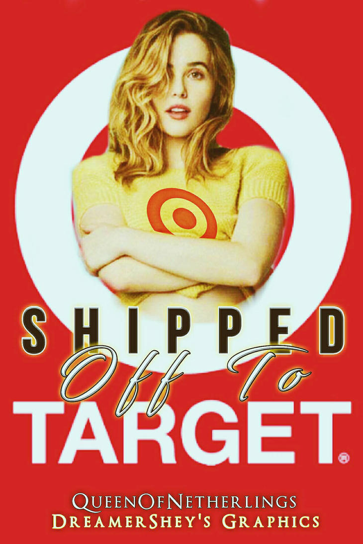 Shipped off to Target by Asheshe21