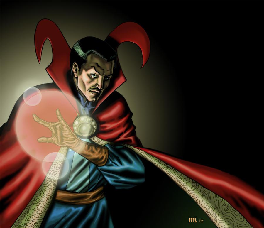 Dr.Strange by 0mi