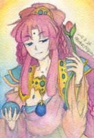 Watercolor by asoka4460