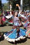 Romani (Gypsy) Dancer