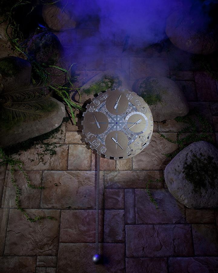 D'ni Clock 1 by riumplus