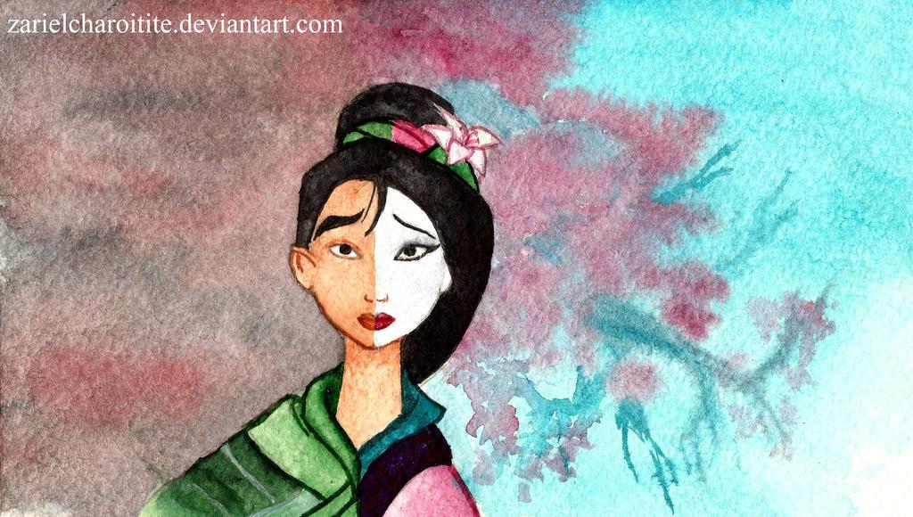 Mulan by zarielcharoitite