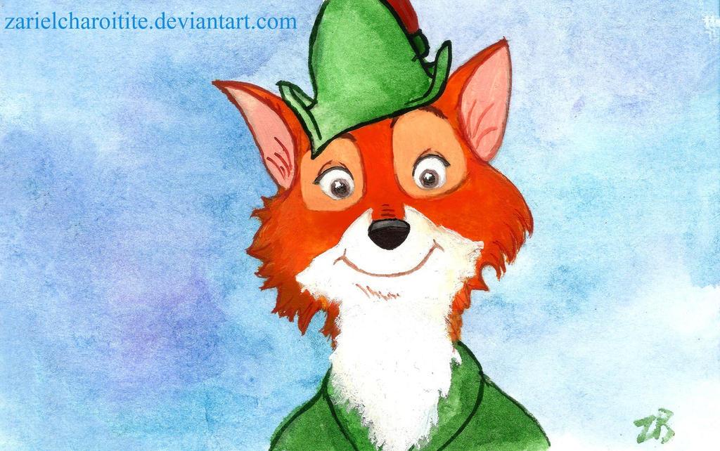 Robin Hood by zarielcharoitite