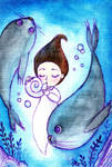 Song of the sea by zarielcharoitite