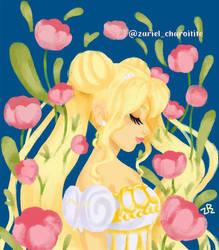 Sailor Moon by zarielcharoitite