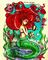 Ariel by zarielcharoitite