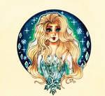 Elsa by zarielcharoitite