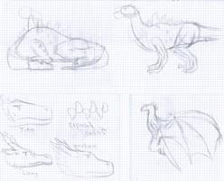Eclipse Sketches
