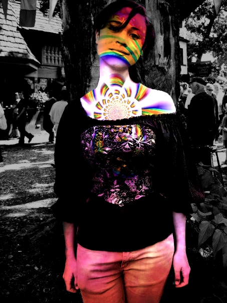 My Little Rainbow Girl by TheBoyInTheIceberg