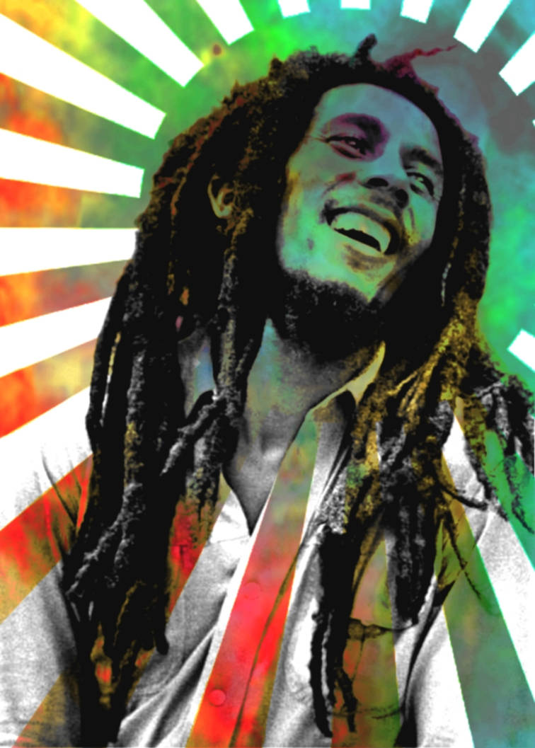 Bob Marley by TheBoyInTheIceberg