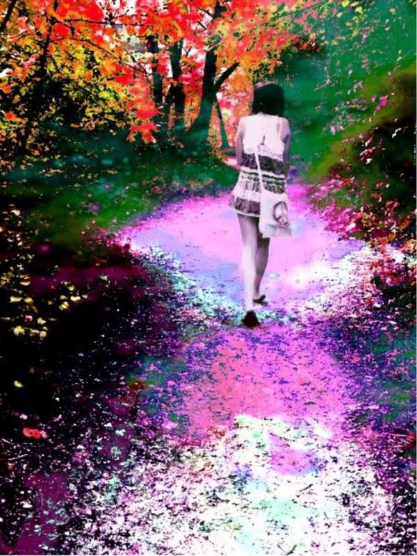 Josie In Wonderland by TheBoyInTheIceberg