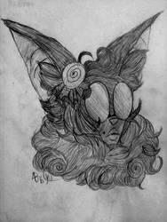 [ToK:FS] Fluffy Bat Lady
